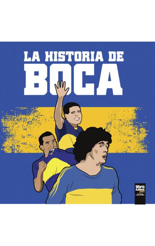 La historia de Boca para chicos