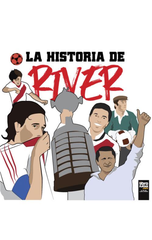 La historia de River para chicos