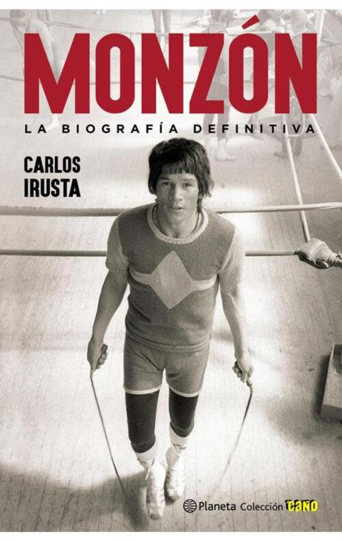 Libro Carlos Monzón Boxeo