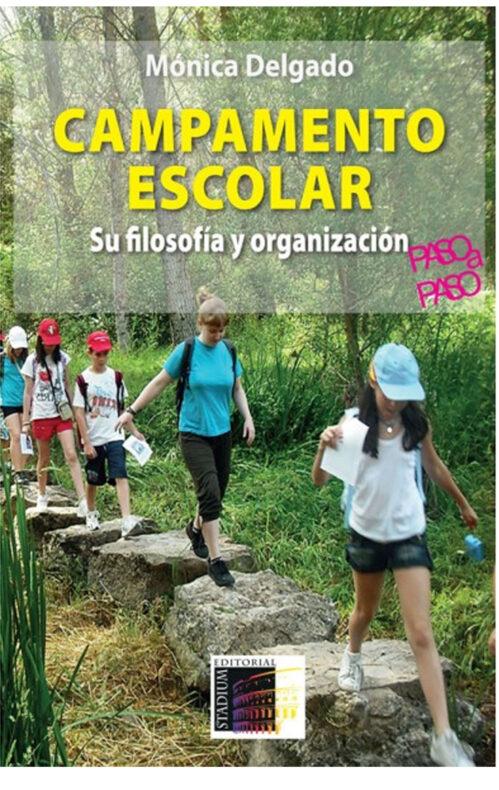Libro Campamento escolar