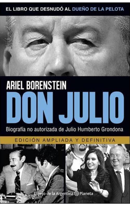 Libro Don Julio Grondona