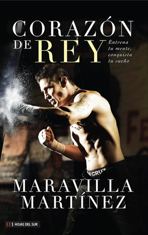 Corazón de rey libro Maravilla Martinez