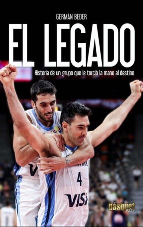 El legado Libro de básquet