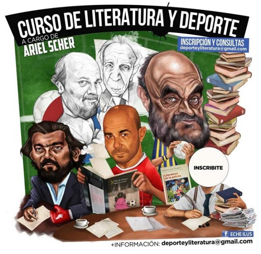 Literatura y deporte Curso Ariel Scher