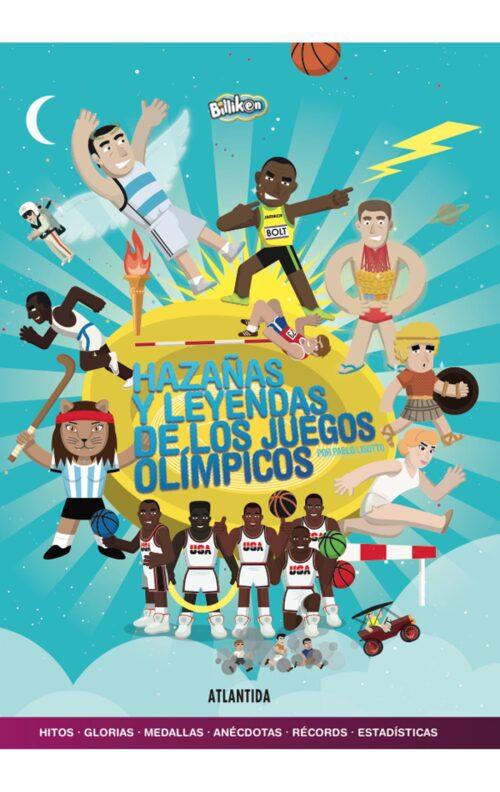 Hazañas y leyendas de los Juegos Olímpicos
