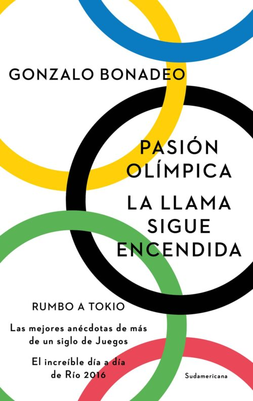 Pasión Olímpica la llama sigue encendida Gonzalo Bonadeo
