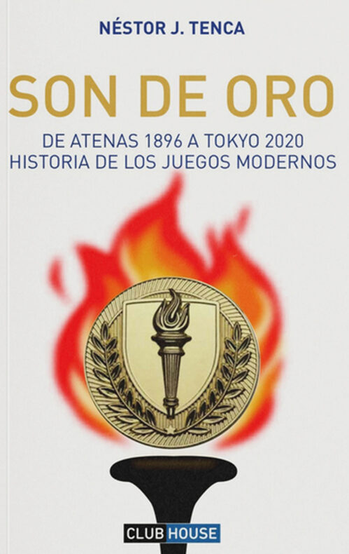 Son de Oro Tokio 2020 Nestor Tenca