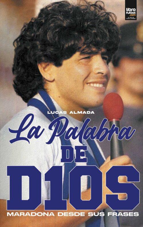 La palabra de Dios libro Maradona